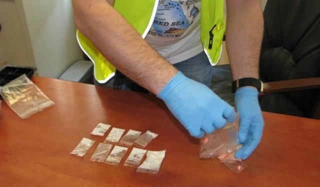 Badanie potwierdziło, że to blisko 50 gramów amfetaminy i marihuany