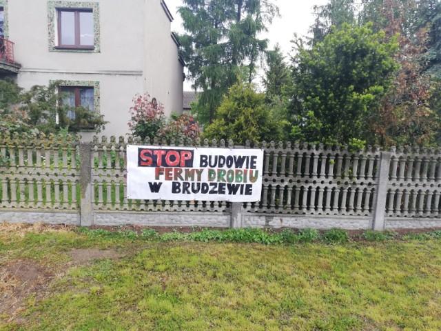 Ogromna ferma drobiu ma powstać w Brudzewie. Mieszkańcy stanowczo protestują