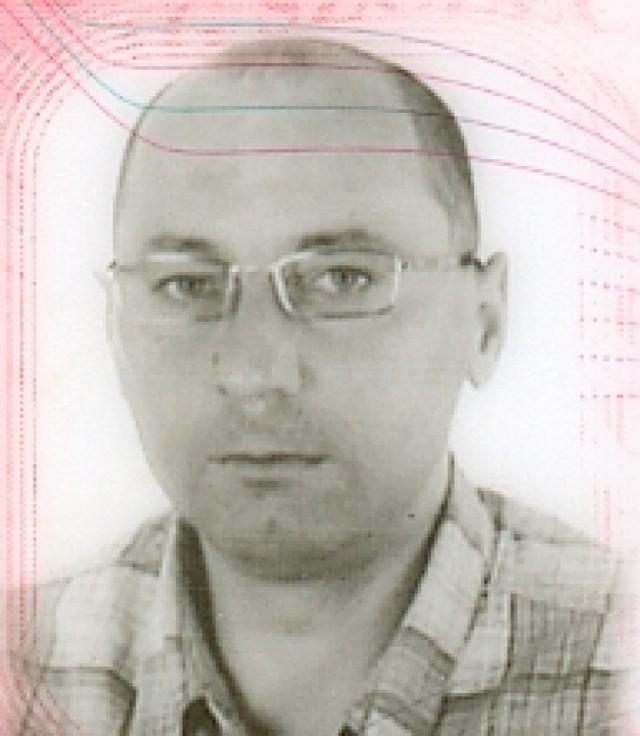 Brodniccy policjanci szukają 41-letniego Jacka Kabacińskego