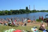 Kąpieliska w Warszawie i okolicach przyciągają tłumy!