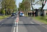 Nie żyje 16-latka potrącona przez samochód w Miedźnie. Policja szuka świadków tego zdarzenia
