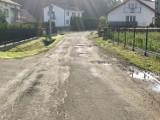 Trzcinica. Ruszy remont drogi, poszerzą ją i wymienią asfalt [ZDJĘCIA]
