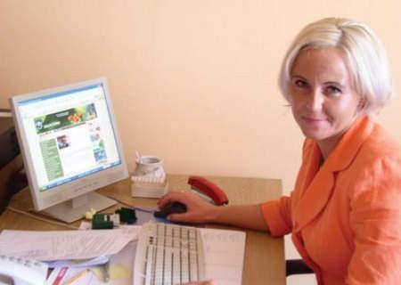 Wszystkie dokumenty mam teraz nie na biurku, a w specjalnym systemie komputerowym – mówi Ewelina Domagała.