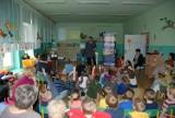 Przedszkole nr 1 w Lubartowie: Dzieci spotkały się z policjantami (ZDJĘCIA)