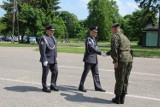 Pruszcz Gdański: Zmiany w dowództwie 49. Bazy Lotniczej. Żołnierze żegnają swoich dowódców [ZDJĘCIA]