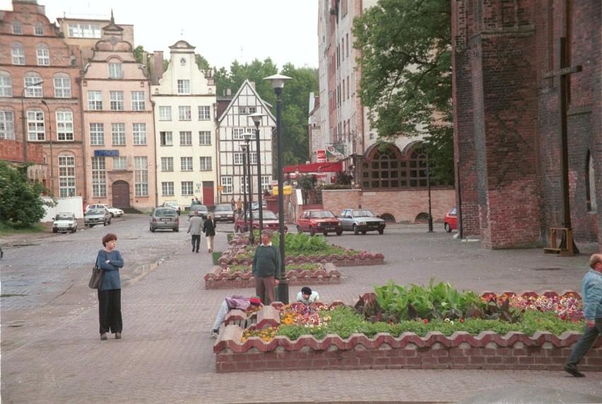 Archiwalne zdjęcia Elbląga (czerwiec 1998 r.)