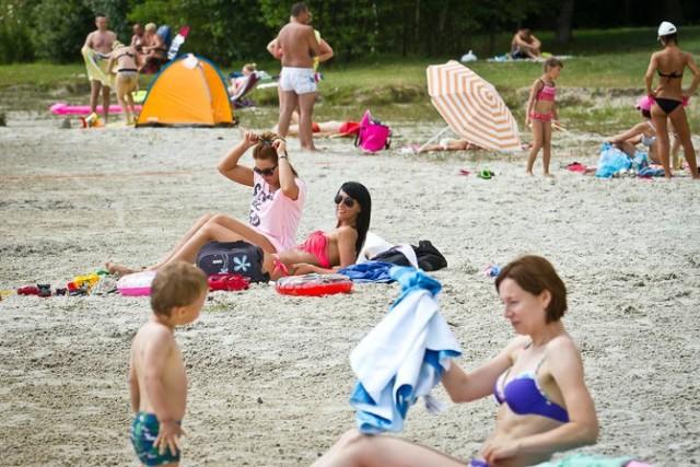 """Kąpielisko ośrodka WOPR w Borównie otrzymało pierwsze takie wyróżnienie - Międzynarodowy Certyfikat Ekologiczny """"Błękitna Flaga"""""""