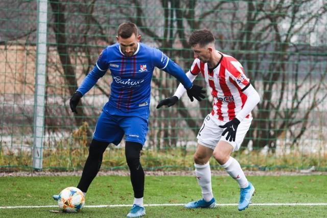 Cracovia rozegra pięć meczów kontrolnych