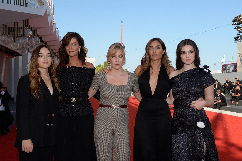 Aceste femei au câștigat premii la Festivalul de Film de la Veneția [ZDJĘCIA]
