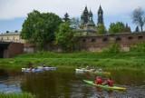 Majówka 2018 w Bramie Poznania. Ruszyły kajakowe spływy wokół wyspy tumskiej!