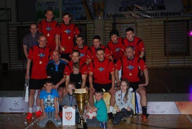 Fire Chełmno zwycięzcą chełmińskiej ligi