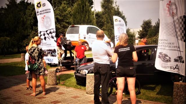 Organizatorem festynu motoryzacyjnego był Automobilklub Inowrocławski