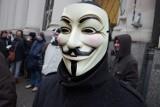 Anonymous organizuje w Gdańsku Marsz Miliona Masek