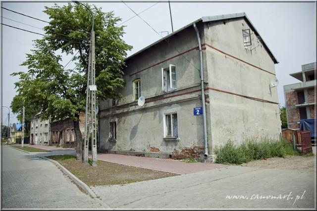 Dom, w którym mieszkają Janusz i Barbary P.