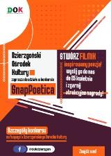 """Weź udział w konkursie """"Snap poetica""""- masz na to czas!"""