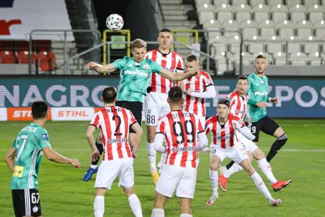 Cracovia - Legia Warszawa