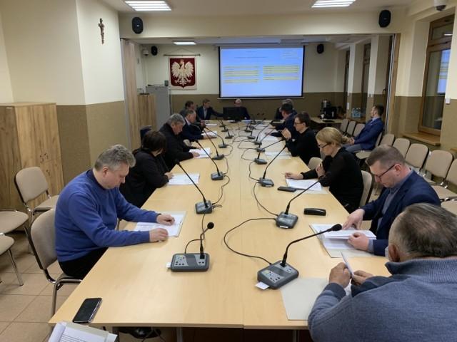 Nadzwyczajna wtorkowa sesja Rady Miejskiej w Błaszkach
