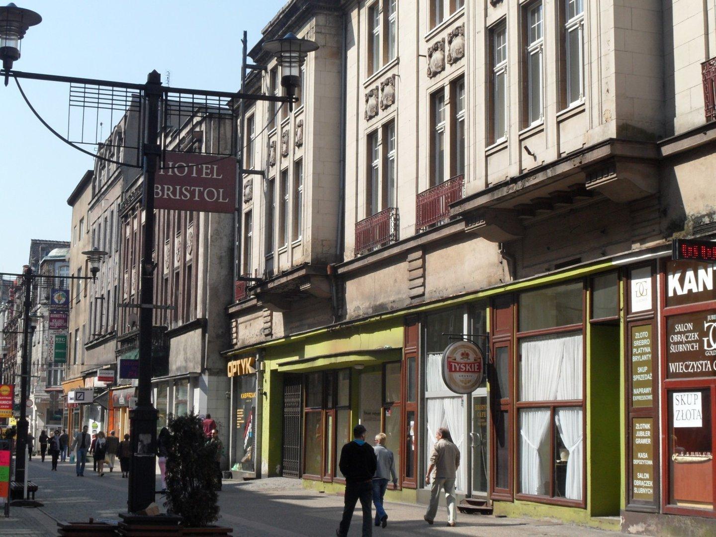 f9f7657711936 Bytom  Hotel Bristol - sprzedaż przesądzona  Kultowy hotel pod młotek