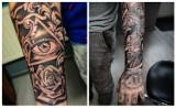 Tatuaże Miejska Górka. Te wspaniałe tatuaże powstają w miejskogóreckim salonie Grzybas Tattoo Studio [ZDJĘCIA]