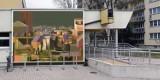 Powstanie mural na ścianie Szkoły Podstawowej nr 22 w Tychach. To część programu rewitalizacji miasta