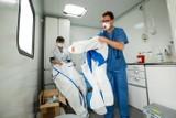 Bezpłatne testy na koronawirusa w ramach akcji Wspieramy Medyków. Wykonano je w dwóch bydgoskich szpitalach [zdjęcia]