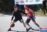 Uliczna koszykówka znów przy E.Leclercu (ZDJĘCIA)
