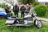 MotoSerce 2021 w Kielcach. Robiące wrażenie motocykle, kiełbaski z grilla i... dużo krwi! Wielkie zainteresowanie (ZDJĘCIA)