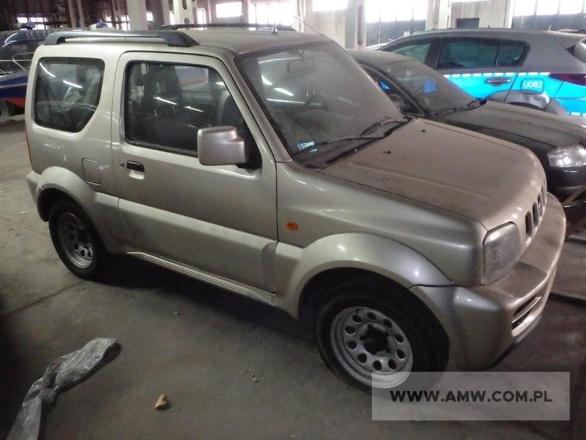 Samochód SUZUKI Jimny 1,3 JX/ClubRok produkcji: 2007Cena:...
