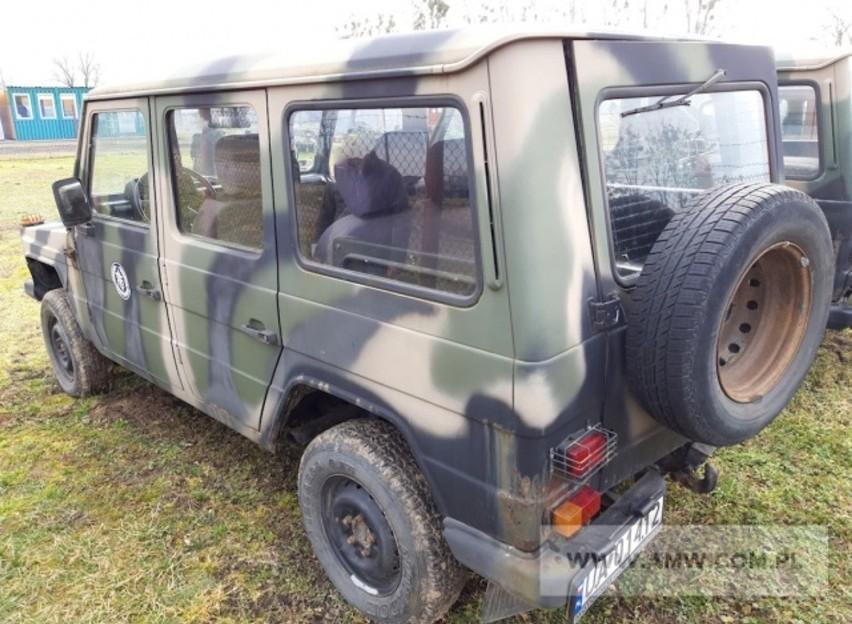 MERCEDES 290 GDW ofercie OR AMW w Lublinie znajdują się 3...
