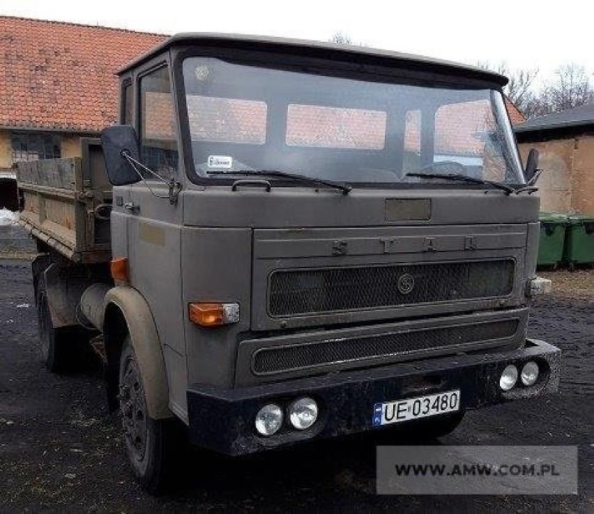 STAR W200- 801Rok produkcji: 1984Cena: 8000 złOferta OR...