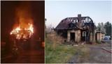 Pożar doszczętnie strawił dom rodziny z Rekowa Górnego: choć minął prawie rok, pogorzelcy nadal pracują nad odbudową domu | ZDJĘCIA