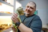 Węże, żółwie, agamy, czyli wizyta w lubelskim Egzotarium. Zobacz zdjęcia egzotycznych podopiecznych Schroniska dla Zwierząt w Lublinie!
