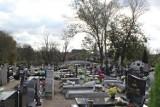 Na cmentarzu w Zbąszyniu i w Jastrzębsku Starym skradziono krzyże z grobów