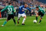 Lech – Legia: Na trybunach kolorowo, na boisku walka na całego