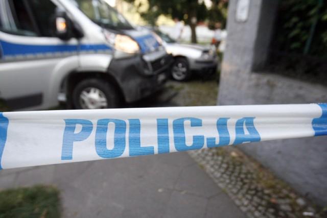 Policja Legnica: pijany zdemolował stację paliw