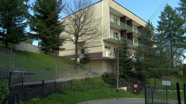 Ośrodek dla starszych osób w Czchowie. Kontrola trwa tu od wtorku
