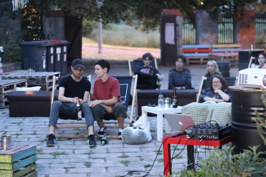 Kino letnie w Latarni na Wenei
