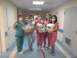 Mieszkańcy gminy Ustka z pomocą dla szpitala w Słupsku