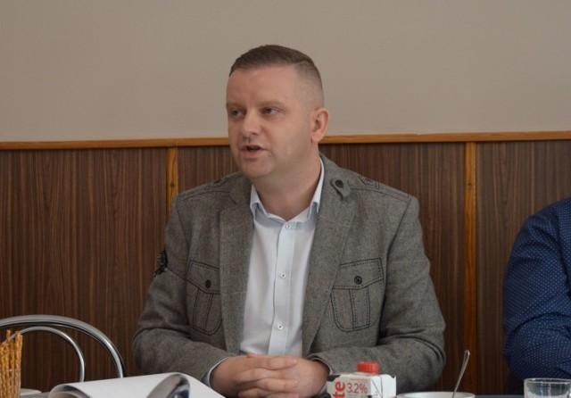 Paweł Zapeński, znany pedagog i przewodniczący rady gminy Kolsko został dyrektorem Poradni Psychologiczno-Pedagogicznej w Nowej Soli.