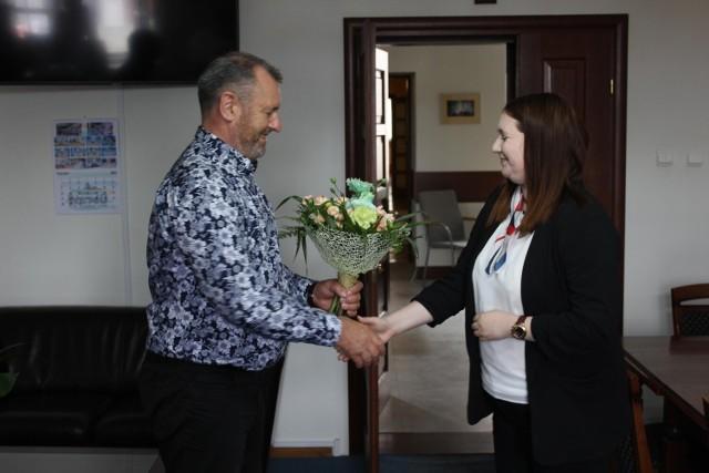 Anną Gembicka, posłanka i sekretarz stanu w Ministerstwie Rolnictwa i Rozwoju Wsi odwiedziła Lipno. To była mieszkanka gminy Dobrzyń nad Wisłą, która zna problemu powiatu lipnowskiego