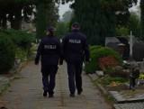 Policja ostrzega! Nie daj sie okraść na cmentarzu!