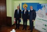 Ukraińska wizyta w olsztyńskim ratuszu [ZDJĘCIA]]