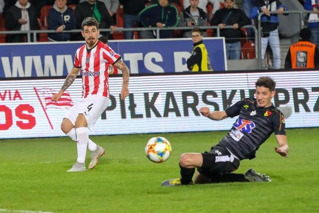 Starcie Cracovii z Jagiellonią to najciekawiej zapowiadający się mecz 1/32 finału Totolotek Pucharu Polski.