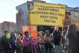 Marsz Przyjaźni przeszedł ulicami Lubina [ZDJĘCIA]