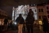 Niezwykły spektakl wizualny na placu Szczepańskim. Tak świętuje Stary Teatr