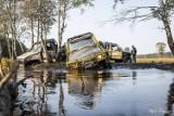 Więcej zdjęć ze zlotu miłośników samochodów terenowych Raduszczanka 4x4 koło Krosna Odrzańskiego (ZDJĘCIA)