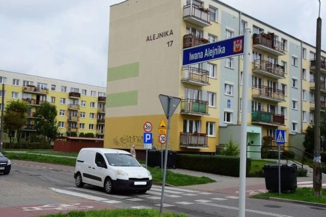 Nazwa ulicy Iwana Alejnika w Inowrocławiu jest niezgodna z tzw. ustawą dekomunizacyjną - zdecydował IPN