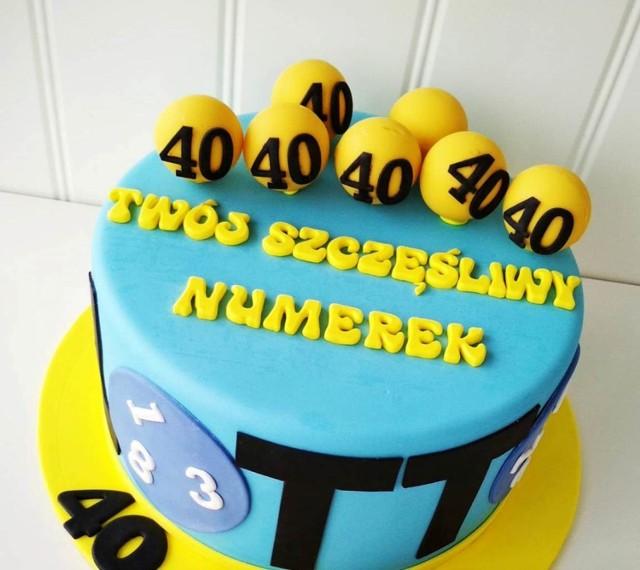 Sweet Cake Radomsko, czyli piękne torty Anny Bednarskiej
