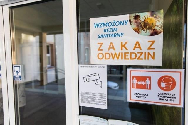 Czy można odwiedzić chorego w szczecińskim szpitalu?