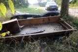 Kolejne dzikie wysypisko śmieci w Legnicy, tym razem na ulicy Kołobrzeskiej